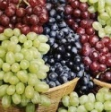 black grapes ,white grapes - product's photo