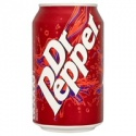 dr pepper soft drink - product's photo