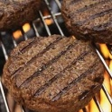 halal beef burger - product's photo