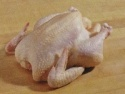 whole chicken without giblets - product's photo