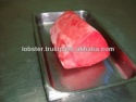 fillet block fresh frozen yellowfin tuna loins - product's photo