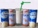 for chain store apricot kernel drink tin packing - product's photo