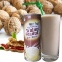 fresh squeezed walnut peanut protein drink can/tin packing - product's photo