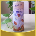 fresh squeezed almond nut plan protein water - product's photo