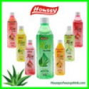 houssy fresh best price aloe vera soft drink with pulps - product's photo
