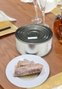 canned tuna in brine - product's photo