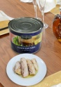 canned tuna in oil - product's photo