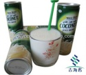 coconut cream drink - product's photo