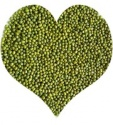 myanmar green mung beans - product's photo