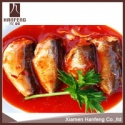 canned sardine in tomato sauce - product's photo