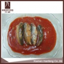 canned mackerel - product's photo