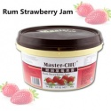 rum strawberry jam - product's photo