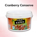 sablee cranberry fruit filling - product's photo