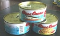 canned tuna in vegetable oil - product's photo