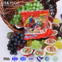 nata de coco coconuts insert assorted mini fruit jelly - product's photo