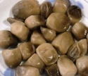 salted straw mushroom - product's photo