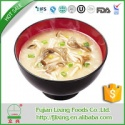 healthy freeze dried vegetable/ egg soup - product's photo