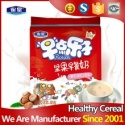 energy peacock breakfast soy milk nut powder instant drink - product's photo