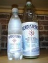 gerolsteiner mineral water - product's photo