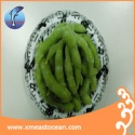 frozen soy bean in pod boiled - product's photo