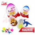 kinder surprise chocolate egg with toy inside toy candy - product's photo