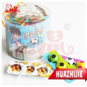 football shape chocolate egg - product's photo