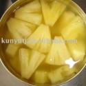 canned pineapple tidbit - product's photo