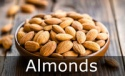 almond nuts - product's photo