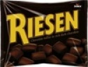 riesen chocolate toffee - product's photo