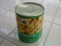 good quality new crop canned straw mushrooms - product's photo
