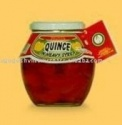 canned quince fruit syrup - product's photo