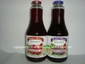 pomegranate juice - product's photo