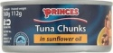 princes tuna in s/f oil - product's photo