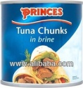 tuna in brine - product's photo
