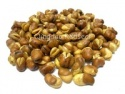 salted fried broad beans in shell - product's photo