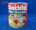 wholesale cheap canned fruit cocktail in light syrup - product's photo