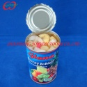 canned fruit cocktail in light syrup - product's photo