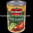 canned fruit cocktail(canned fruit) - product's photo