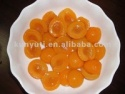 canned apricot halve - product's photo