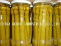 canned green asparagus - product's photo
