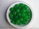 canned green cherry without stem - product's photo
