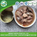 canned steamed pork - product's photo