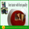 dlicious mackerel in tomato sauce cheap wholesale - product's photo