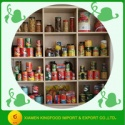 chinese canned food factory export all kinds of canned food - product's photo