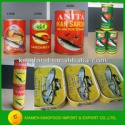 asian food wholesale canned fish canned food - product's photo