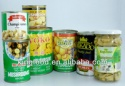 newly crop canned mushroom in brine - product's photo