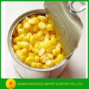 canned food canned sweet corn in tin non gmo - product's photo