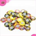 las vagas poker chip chocolate coin - product's photo