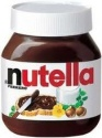 nutella chocolate cream 350g - product's photo