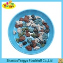 china manufacturer delicious stone shaped imported chocolate suppliers - product's photo